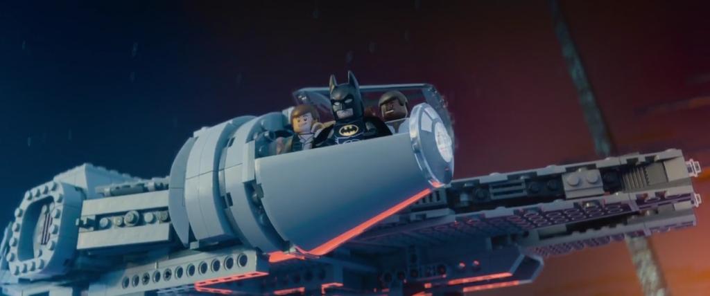 Batman in Star Wars